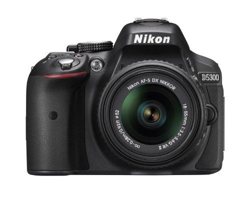 Nikon D5300 24.2 MP CMOS 2015