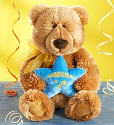 Flowers by 1800Flowers – Congratulations Bear From Gund