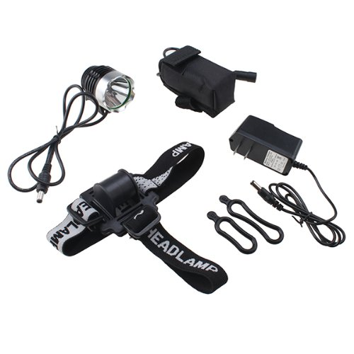 Agptek 800lm cree xml t6 led bike bicycle light headlight for General motors criminal background check