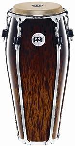 Meinl 10 inch Floatune Series Wood Conga - Brown Burl