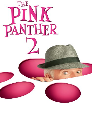 Pink Panther 2 Cover