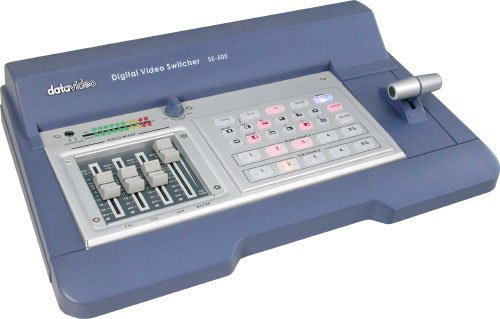 Datavideo Se-500 Digital A + V Switcher, Composite & S-Video Switcher - 4 Inputs
