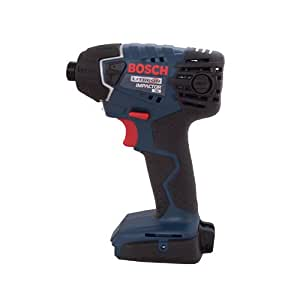 Bosch 25618B 18-Volt Lithium-Ion Bulk Impact Driver Bare-Tool, Tool Only, No Battery