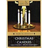 Angel Chime Candles - 20 candles for the Original Swedish Angel Chimesby Stylys