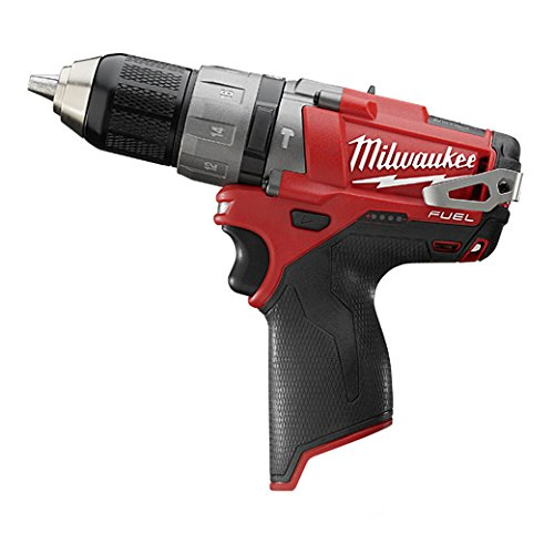 Milwaukee 2404-20 M12 Fuel 1/2 Hammer Drill tool Only (Milwaukee Fuel 12 Volt compare prices)