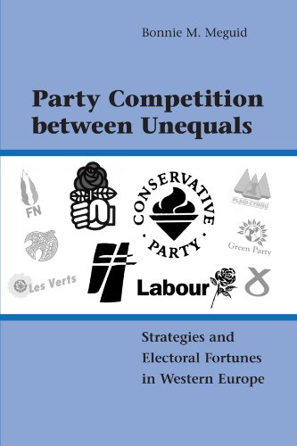 Party Competition between Unequals Paperback (Cambridge Studies in Comparative Politics)