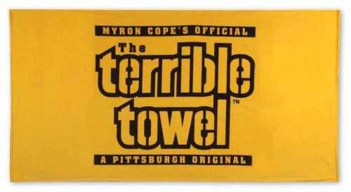 Steelers Terrible Towel 2 pack at Steeler Mania