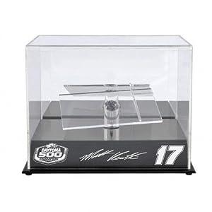 Matt Kenseth 1 24th Die Cast 2009 Daytona 500 Display Case with Platform by Mounted Memories