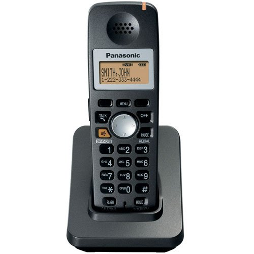 Panasonic KX-TGA300B 2.4 GHz Expandable Digital Cordless Handset with Hearing Aid Compatibility (Panasonic Extension compare prices)