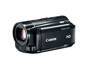 Canon VIXIA HF M52 Full HD 10x Image Stabilize Camcorder Wi-Fi Enabled with 32GB Internal Drive Plus 1 Additional SDXC Card Slot and 3.0-Inch Touch LCD
