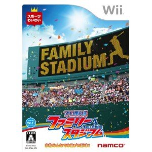 Pro Yakyuu Family Stadium [Japan Import]