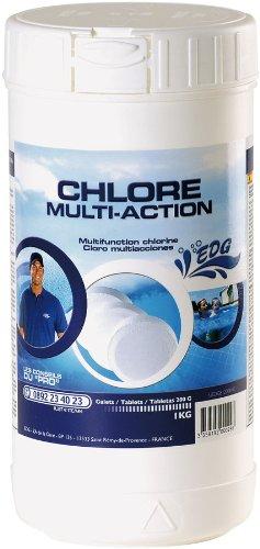 boite de traitement Chlore Multi-Actions 200029 EDG