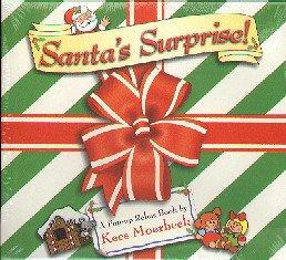 Santa's Surprise!: A Pop-Up Rebus Book