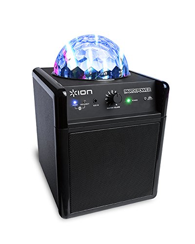 Ion Bluetooth Speaker Amplifier
