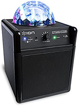 Party Power Wireless Speaker with Party Lights