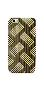 Casenation Entwined Kevlar iPhone 6/6S Case - Bamboo