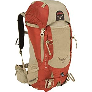 Kestrel 38 Backpack - S/M - PAPRIKA RED