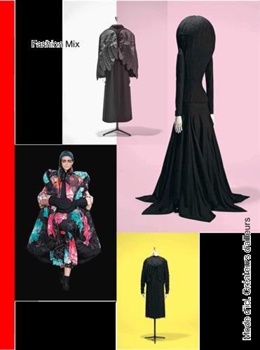 Fashion Mix : Mode d'ici ; Créateurs d'ailleurs