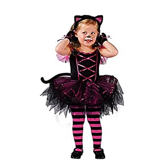 LE-super Halloween Xmas Cosplay Cutie Child Costume Cat Dress Kitty Girl's Costume