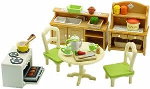 Buy Sylvanian Families Country Kitchen Set
