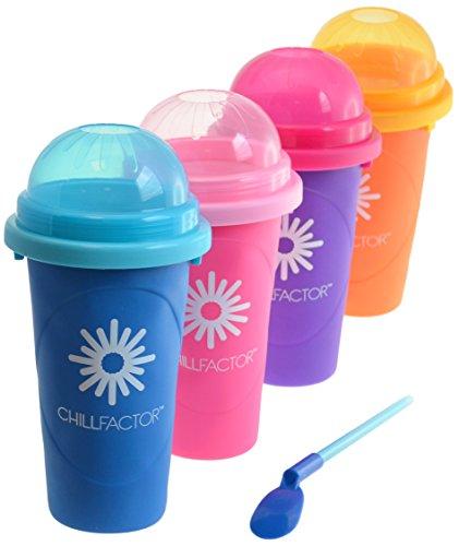 Lot de 4 Magic Freez'Mug