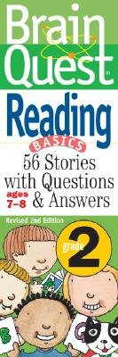 Brain Quest Grade 2 Reading [FLSH CARD-BRAIN QUEST GRD] (Brain Quest Grade 2 Reading compare prices)