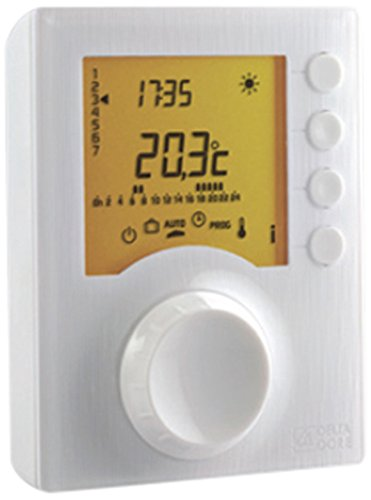 Thermostat delta dor d occasion plus que 2 75 - Thermoflash digi 2 ...