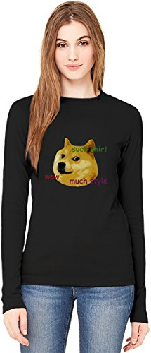 doge-such-style-long-sleeve-t-shirt-for-women-100-premium-cotton-dtg-printing-unique-custom-robes-sk