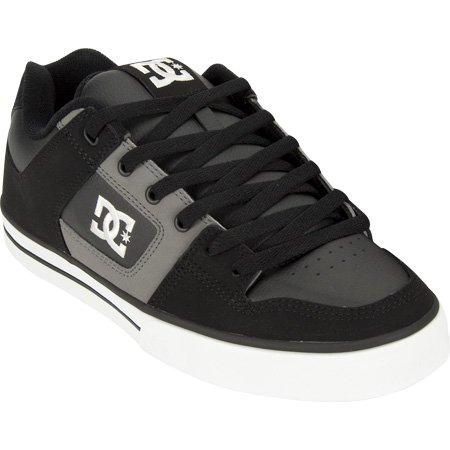 DC Pure Mens Shoes - Black/Battleship - Buy DC Pure Mens Shoes - Black/Battleship - Purchase DC Pure Mens Shoes - Black/Battleship (DC, Apparel, Departments, Shoes, Men's Shoes, Young Men's Shoes)