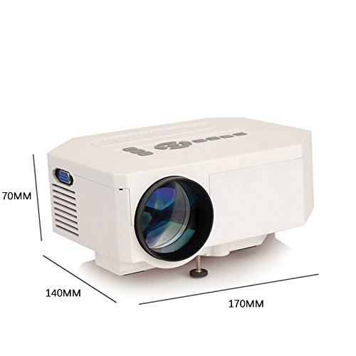 Gemtune gt 30 multi media 150 lumens portable led for Buy micro projector
