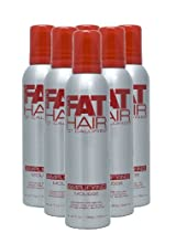 Scratch &amp; Dent: <br />Case of 6 Fat Hair Amplifying Mousse (Original Formula)