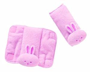 Summer Infant CushyStraps, Pink