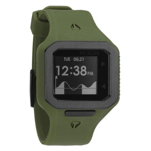 nixon-a3161085-00-reloj-digital-de-cuarzo-para-hombre-con-correa-de-silicona-color-verde