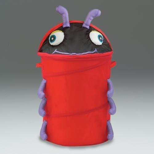 Redmon Ladybug Bongo Buddy front-1909