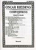 Rieding Gipsies March Op.23 No2 Violon/Piano (Zigeuner)