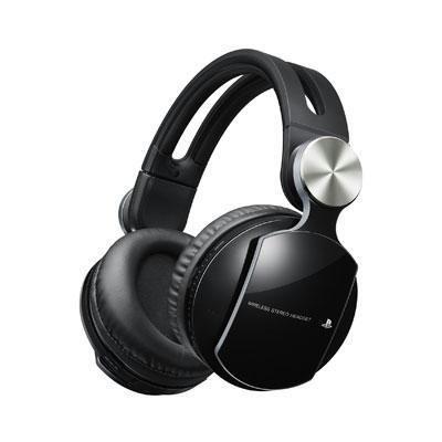 Ps3 Pulse Wireless Stereo Head