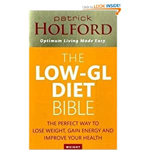 The Low Gl Diet Bible The Perfect Way To Lose Weight