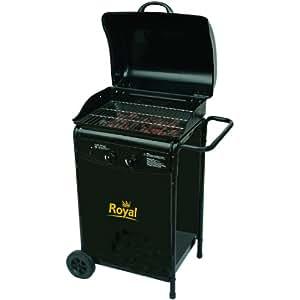 Royal Party Wagon 2 Burner Gas Barbecue