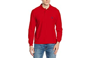 BLUE SHARK Polo (Rojo)
