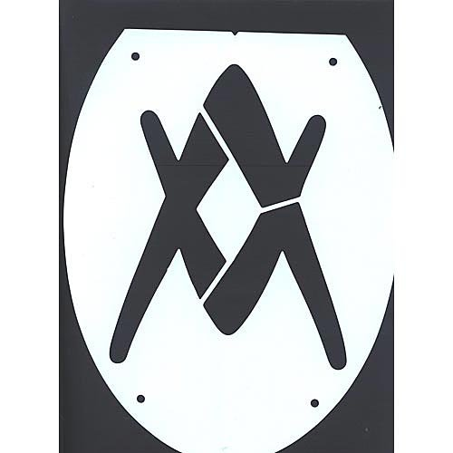 logo stencil