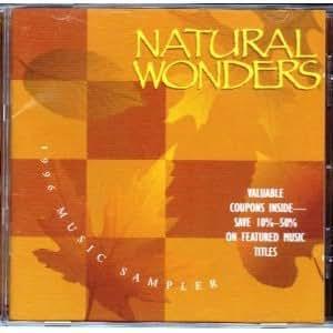 Natural Wonders 1996 Music Sampler