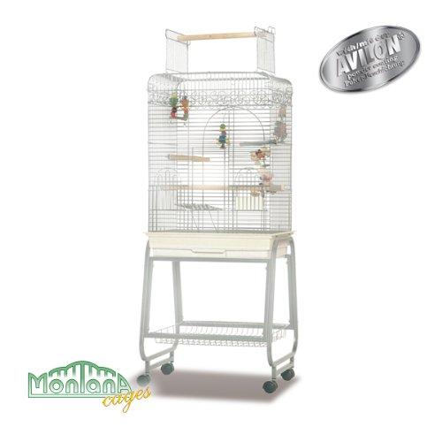 Käfig, Voliere Birdyhome - Platinum von Montana