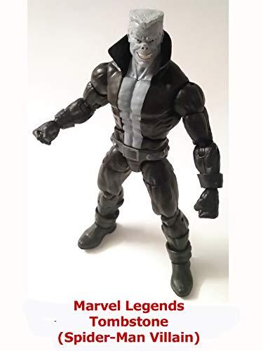 Clip: Marvel Legends Tombstone (Spider-Man Villain)