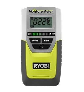 Ryobi Pinless Moisture Meter - - Amazon.com
