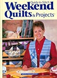 Quick-to-stitch weekend quilts & projects (1882138724) by Jeanne Stauffer