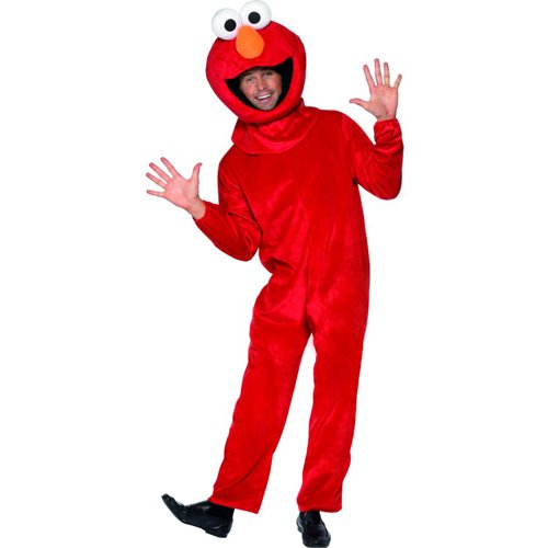 Plush Elmo Costume
