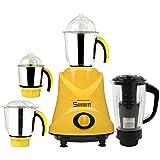 Sunmeet 1000 Watts Mixer Juicer Grinder With 4 Jar (1 Juicer Jar,1 Medium Jar,1 Large Jar And 1 Chuntey Jar) Direct...