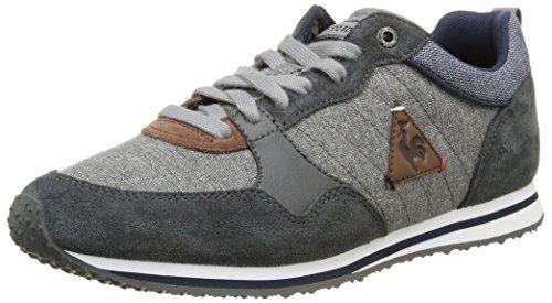 Le Coq Sportif Bolivar Craft 2 Tones - Sneaker Uomo , Grigio (Gris (Titanium)), 41