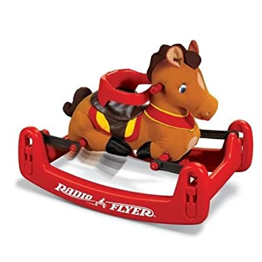 Radio Flyer Classic Rock And Bounce Pony