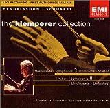 メンデルスゾーン:交響曲第3番「スコットランド」,シューベルト:交響曲第8番「未完成」